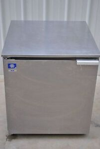 Refurbished Mccall Undercounter Refrigerator/freezer- 1275+TAX