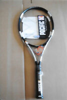 PACIFIC X-FORCE 16 X 20 TENNIS RACQUET ,GRIP 4 1/4 ,STRUNG , NEW