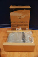 New in box - Kensington Multifunction Port Replicator with stand