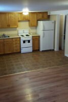 Spacious 1 bedroom - WEST MAIN - All Included