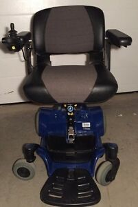 Pride Go Chair, electric wheelchair