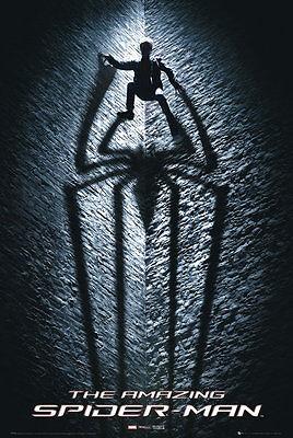 Poster THE AMAZING SPIDER-MAN - Shadow One Sheet - Marvel NEU 57697