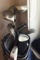 Ladies right handed Golf Clubs complete set