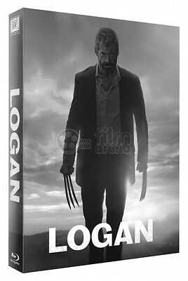 Logan  Blu Ray  2017    Black And White Version Only  Noir