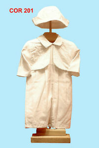 Christening and Baptism apparel for both boys and girls