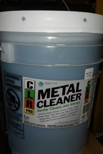 CLR CLEANER, METAL, LIQUID, 5 GAL. G-CLRMC-5PRO