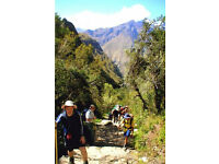 Classic Inca Trail Trek 2017: Climb for Spinal Research!