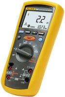 Fluke 1587 Insulation Multimeter, LCD Display, 2