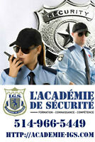 TEACHER - INSTRUCTEUR (SÉCURITÉ SECURITY)