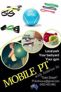 Mobile Personal trainer Sydney City Inner Sydney Preview