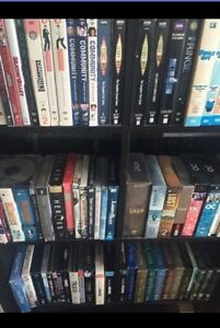 Assorted TV Shows on DVD