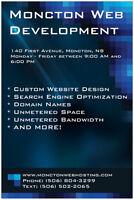 Moncton Web Design & Search Engine Optimization