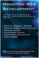 Moncton Web Design & Search Engine Optimization