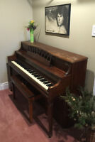 Acoustic Piano, Upright - Willis Montreal