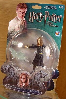 HARRY POTTER Hermione Granger Emma Watson Figure MOC!
