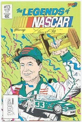 LEGENDS OF NASCAR STARRING: HARRY GANT