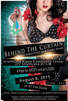 Behind The Curtain Artist Exposition and Trade Show