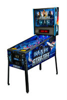 NEW 2014 STAR TREK PINBALL MACHINE
