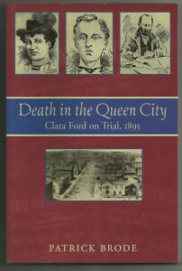 Historical Account of a Toronto Murder in 1895, & Investigation