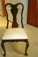 Gibbard Canadian Legacy Solid Cherry Dining Room Chairs Wanted