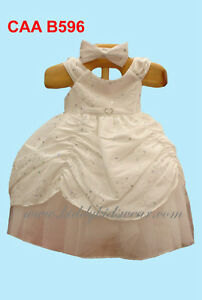 Infant Birthday and Flower Girl Dresses
