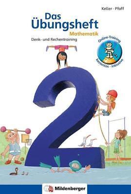 Das Übungsheft Mathematik 2