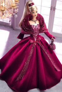 2002 Holiday Barbie St. John's Newfoundland image 3