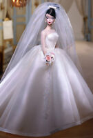 Silkstone Maria Therese Bride Barbie doll -- beautiful!