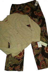 RALPH LAUREN Linen Clothing Lot - 3 pcs - NEW