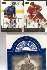 1997-98 Leaf Hockey Full Set (200 cards)