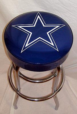 - NFL Dallas Cowboys Bar Stool Stools NEW!