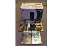 XBOX 360 Slim with Kinect and 250GB HD