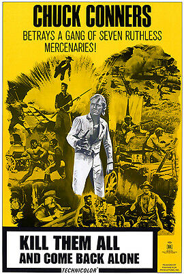 Kill Them All And Come Back Alone - 1968 - Movie