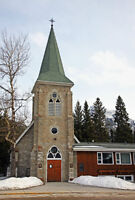 Join the Community of St George in the Pines, Banff