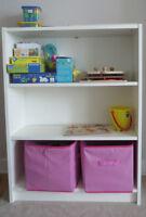 Meuble IKEA pour rangement -  furniture for books toys
