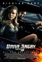 Drive Angry original movie poster