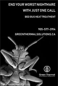 Bed Bugs - Your Worst Nightmare