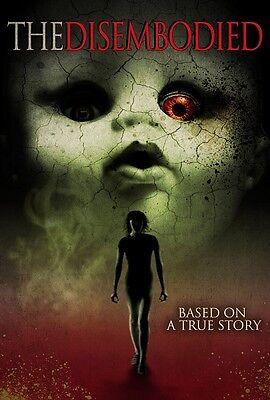 The Disembodied DVD -  Charles Band, Killer Eye: Halloween Haunt Cover Variant,](Halloween Dvd Cover)
