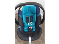 Car seat and isofix base Cybex Aton 3