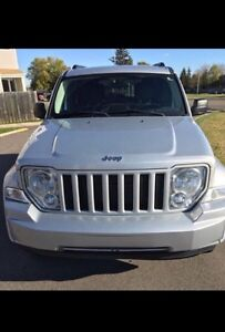 Reduced! 2010 Jeep Liberty Sport, Negotiable!