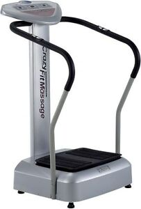 CRAZY FIT MASSAGE WORK OUT EXERCISE MACHINE STATE OF THE ART ! Cambridge Kitchener Area image 7