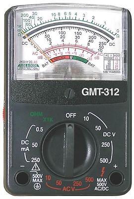 New Gb Gmt-312 Analog 12 Range Multimeter Voltage Electrical Tester 6115265