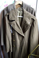 WWII Great WINTER COATS