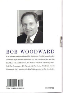 Shadow: Five Presidents & the Legacy of Watergate - Bob Woodward West Island Greater Montréal image 2