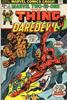 Marvel Two-In-One Comics (1974 1st series)