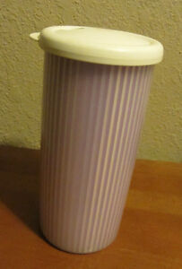 Tupperware insulated drink container