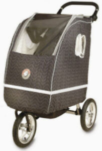 Warm as a Lamb Stroller Cover