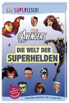 SUPERLESER! MARVEL Avengers Die Welt der Superhelden (Die Avengers Superhelden)