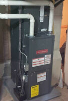 Furnace, Fireplace, Gas  Pipe,  Red Tag(Repair 24/7, Install)