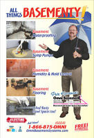 Omni Basement Systems - Waterproofing and Crawlspace Repairs
